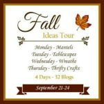 Fall Blog Tour