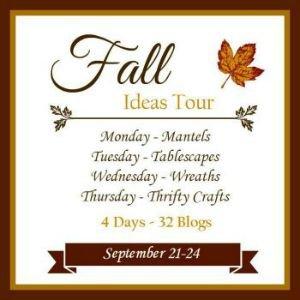 Fall Blog Tour