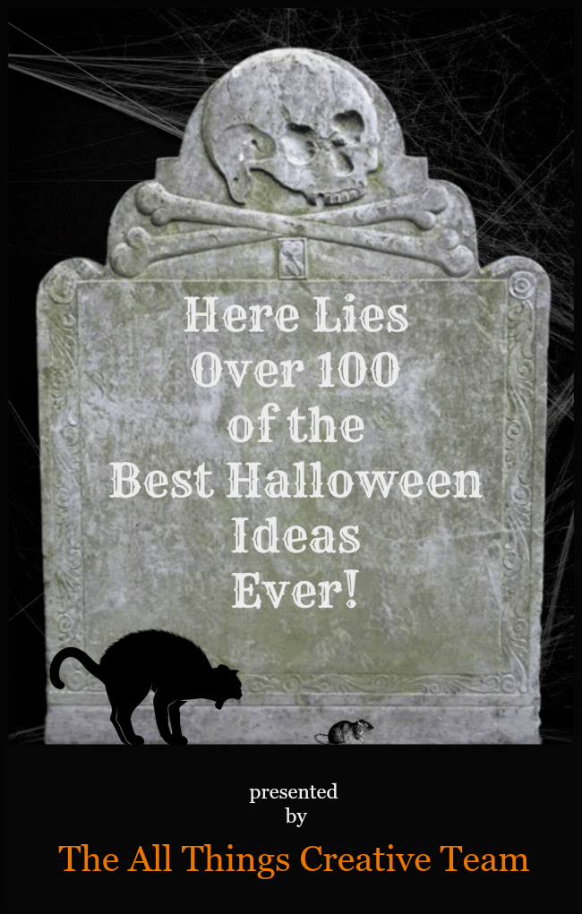 Over 100 of the best ideas for Halloween-all in one place