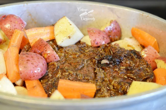 How to Cook a Beef Pot Roast | Cottage at the Crossroads