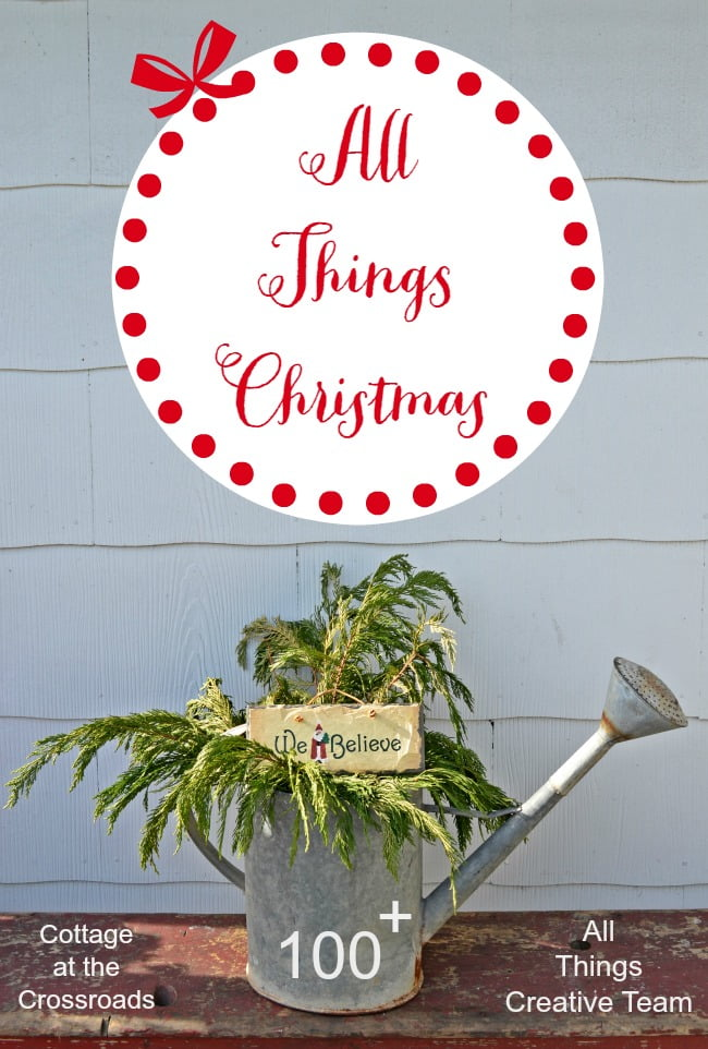 Over 100 Ideas for Christmas-all  in one place!