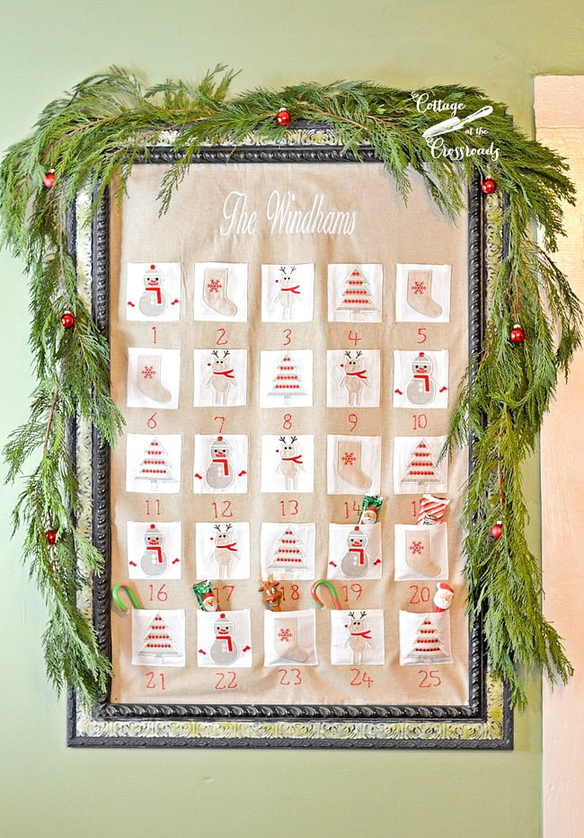 Advent Calendar by Balsam Hill