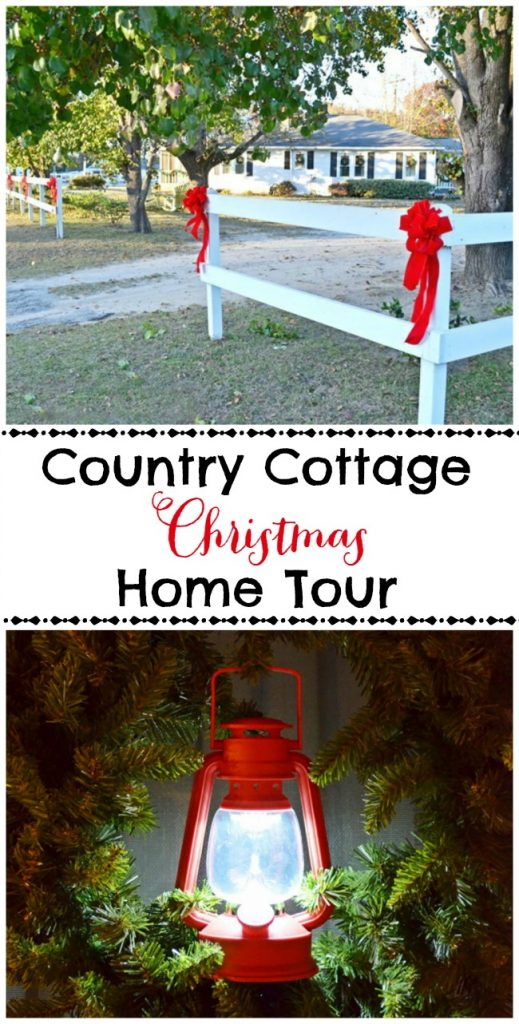 Country Cottage Christmas Home Tour