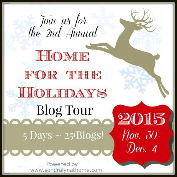 Home for the Holidays 2015 Blog Tour