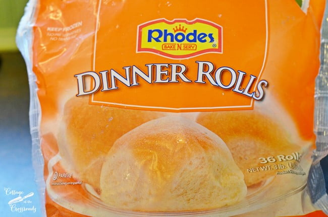 Rhodes Frozen Dinner Rolls