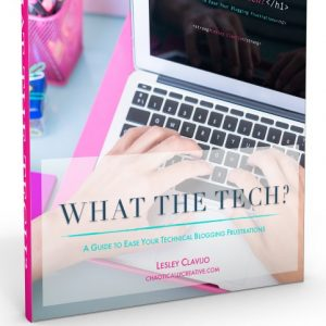 What the Tech? e-book review and giveaway!