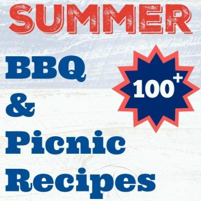 Summer BBQ and Picnic Recipes
