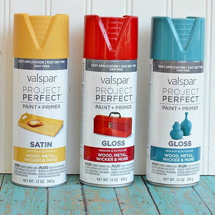 Diy Spray Paint Projects And Ideas Cottage At The Crossroads
