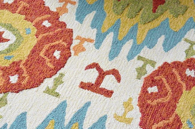 outdoor rug from Rug Studio