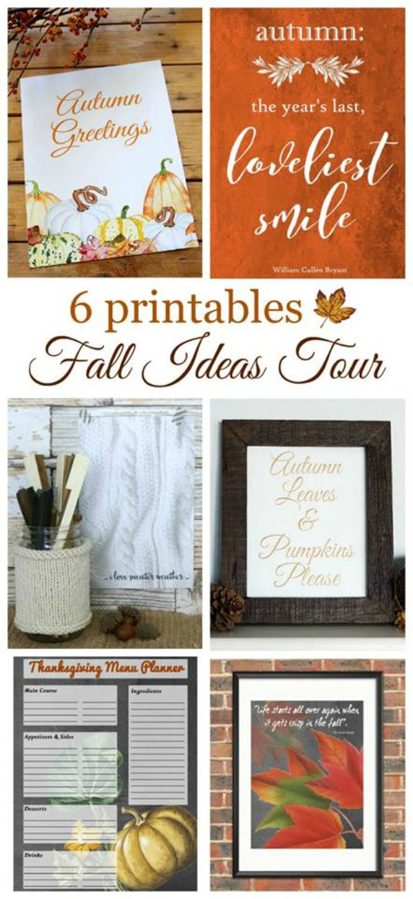 Fall Ideas Tour-Day 4