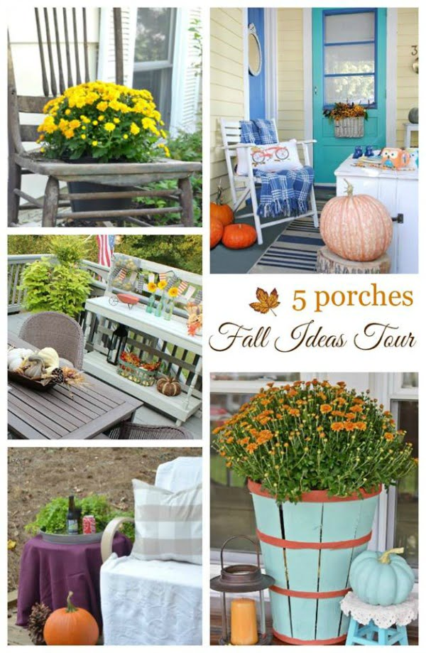 Fall Ideas Tour-Day 5
