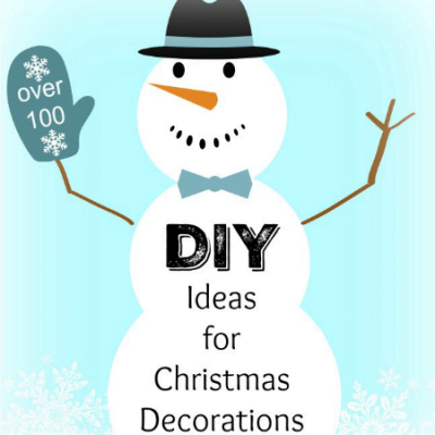 Over 100 DIY Christmas Decorating Ideas