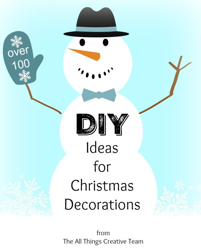 DIY Christmas Decorating Ideas | Cottage at the Crossroads