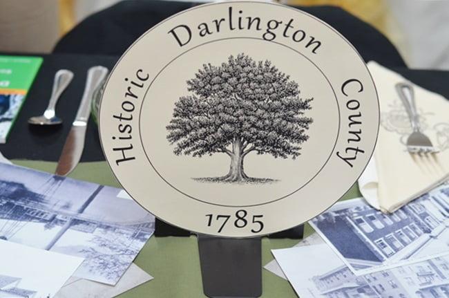 Darlington County Tablescape