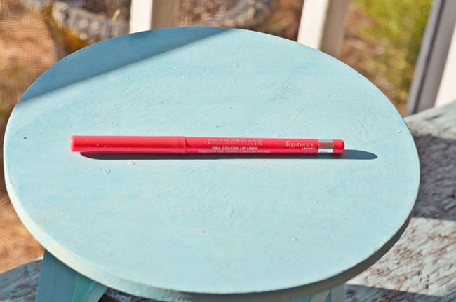 My Favorite Lip Liner-Rimmel Exaggerate