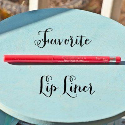 favorite lip liner-Rimmel Exaggerate