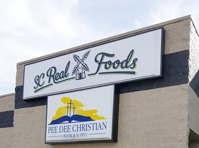 SC Real Foods Store