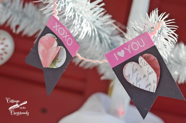 Valentine's Day Tree decorations