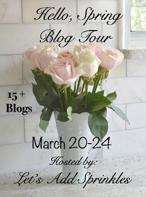 Hello Spring Blog Tour