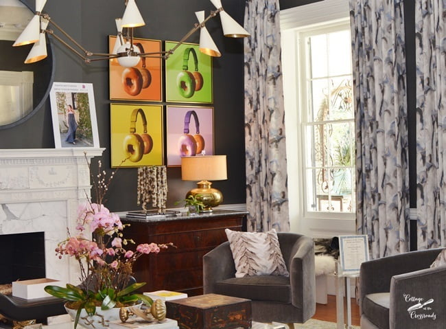 Charleston Symphony Designer Showhouse | Cottage at the Crossroads