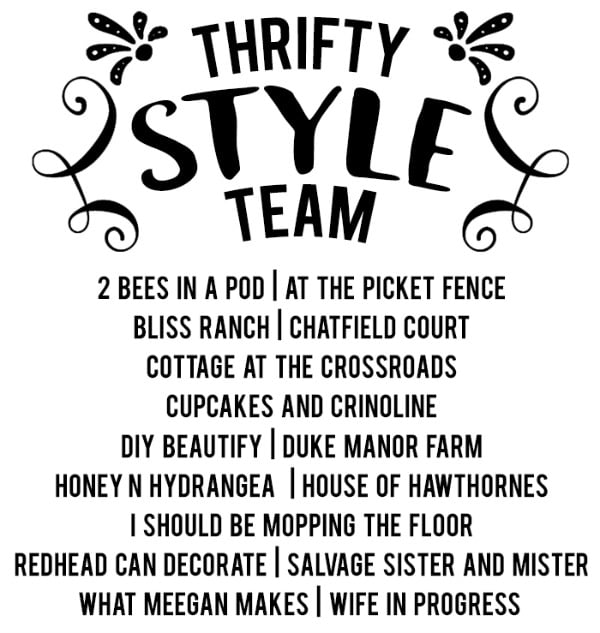 Thrifty Style Team members