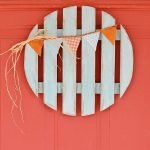 Plant Dolly Fall Wreath