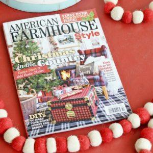 American Farmhouse Style Magazine Feature