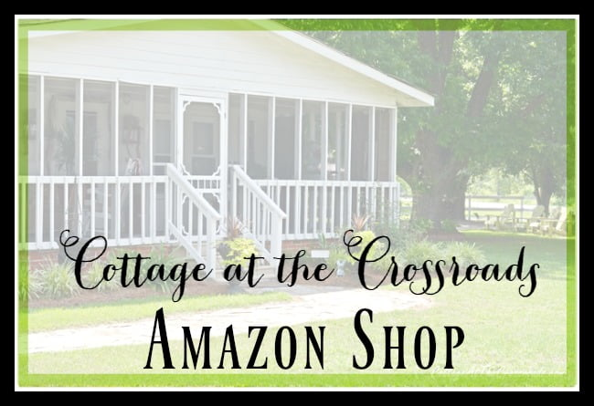 Cottage at the Crossroads Amazon Shop