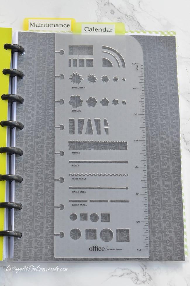 garden sketch tool