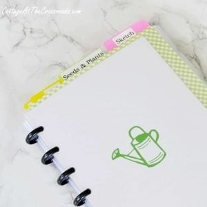 How to Set Up a Garden Journal