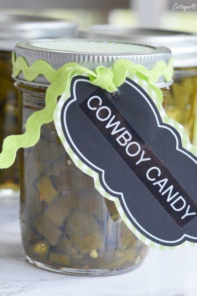 Cowboy Candy Jalapenos