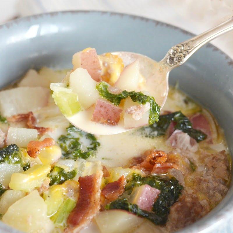 Zuppa Toscano Soup Recipe