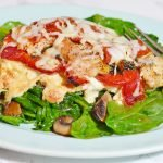 stuffed chicken breasts Italian style