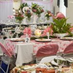 beautifully decorated tablescapes