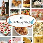 A Collection of 13 Delicious Party Recipes from The Cooking Housewives