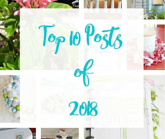 Top 10 Posts of 2018