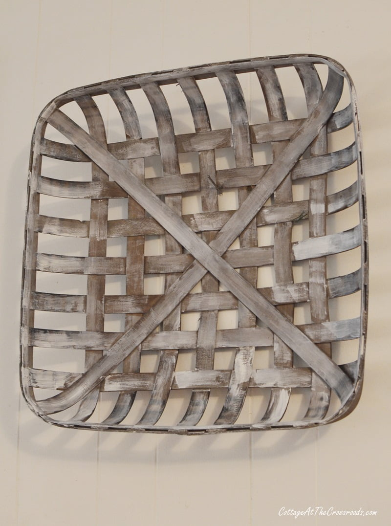 reproduction tobacco basket