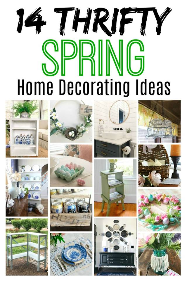 14 Spring Home Decorating Ideas