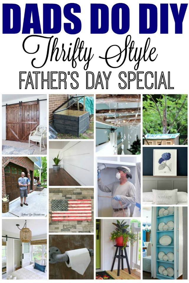 Thrifty Style Team Father's Day Edition