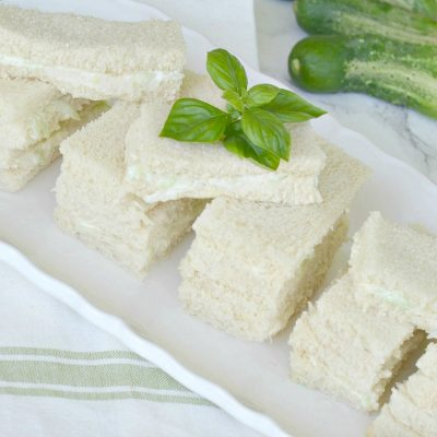 cucumber sandwich spread