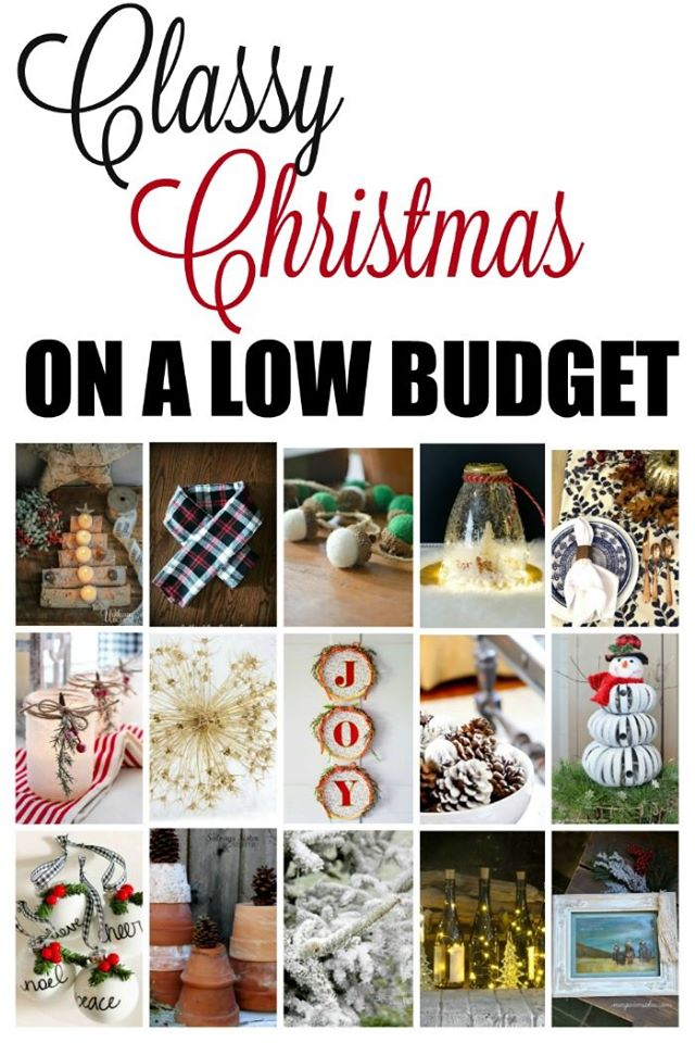 Thrifty Style Team Christmas Projects