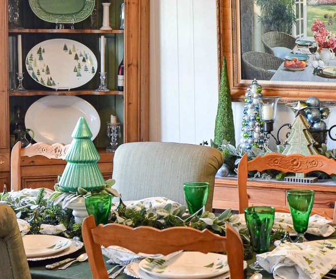 Balsam Lane Holiday Tablescape