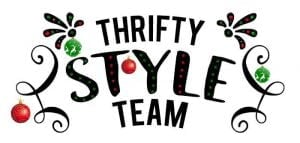 Christmas Edition of Thrifty Style Team