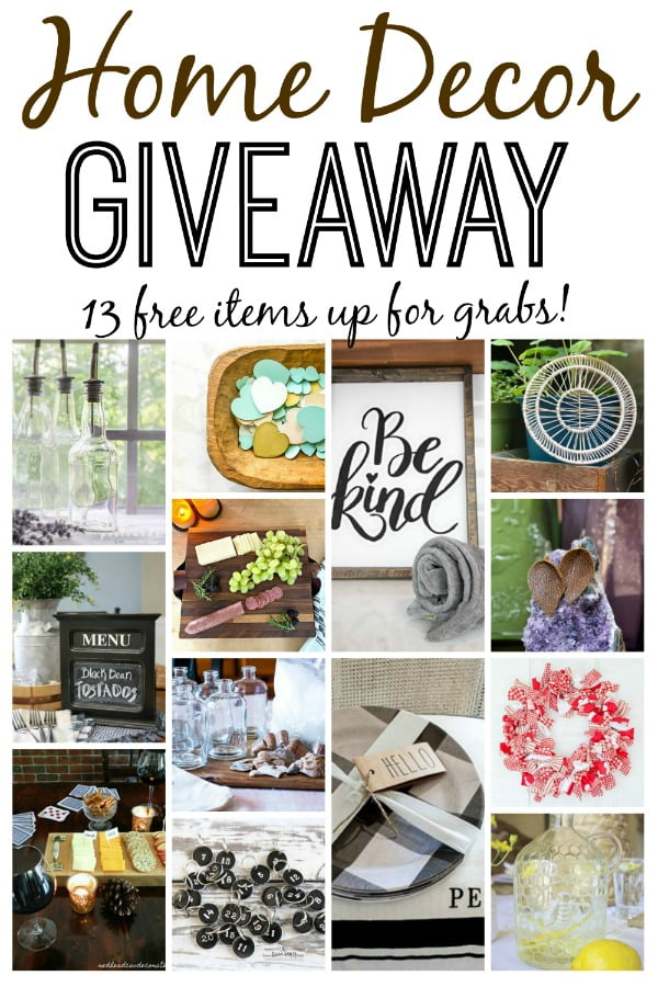 January Thrifty Style Team Giveaway