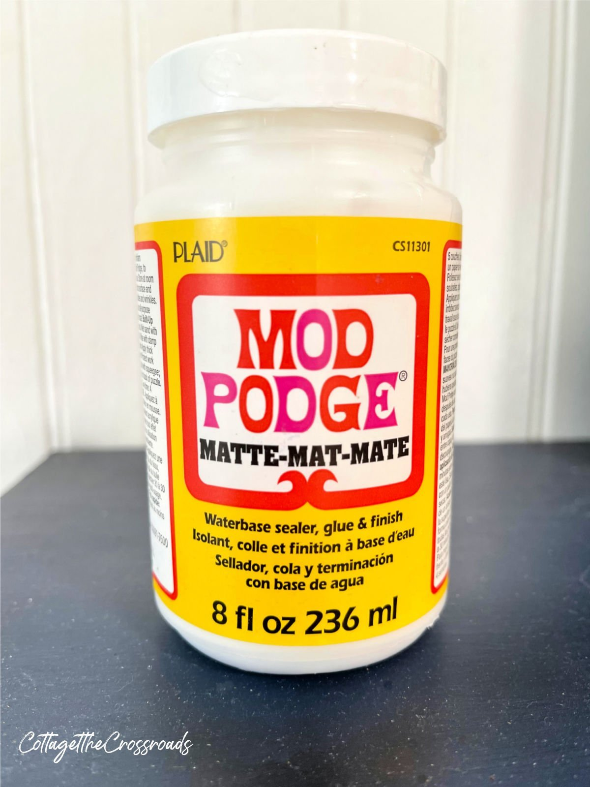 container of Mod Podge