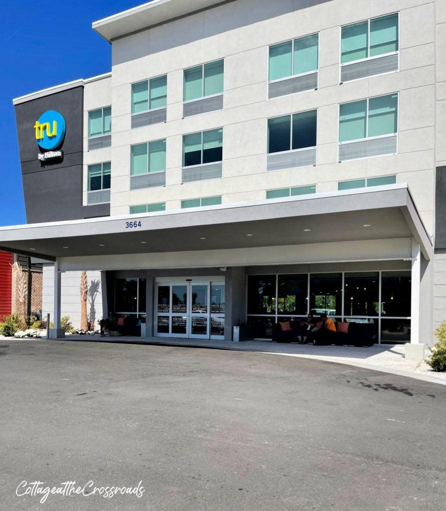 photo of hotel Tru by Hilton in Beaufort SC